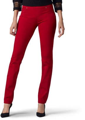 Lee Slim Leg Pull-On Jeans