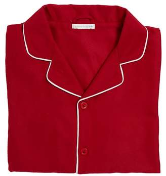Pottery Barn Kids Adult Solid Red Pajamas, Size XS