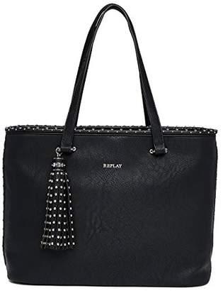 Replay Fw3772.000.a0180b, Women's Shoulder Bag,12x29x38 cm (B x H T)