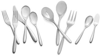 Nambe 'Bend' 45-Piece Flatware Set