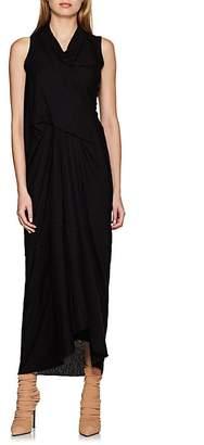 Rick Owens Women's Draped Jersey Dress