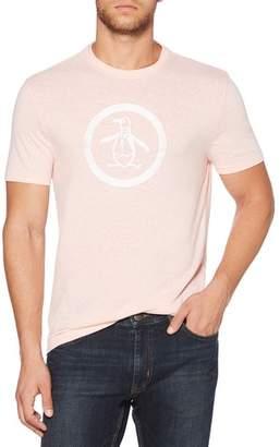 Original Penguin Circle Logo T-Shirt