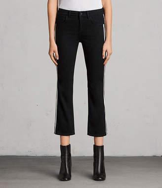 AllSaints Heidi Flared Jeans