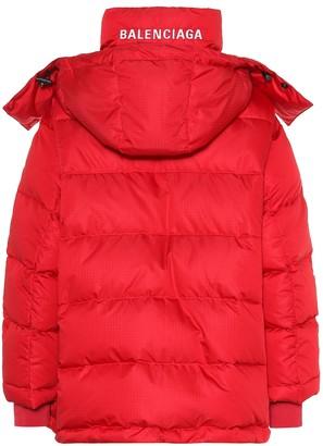 Balenciaga New Swing puffer jacket