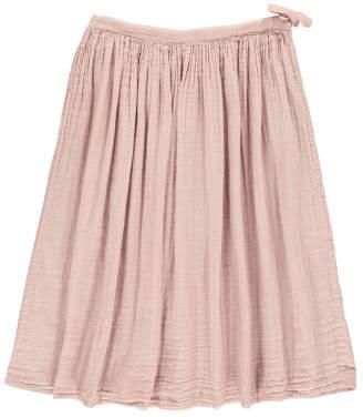 Numero 74 Ava Maxi Skirt Dusty Pink