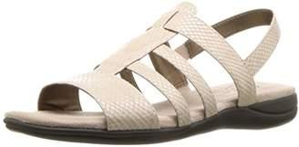 LifeStride Women's Edina Flat Sandal