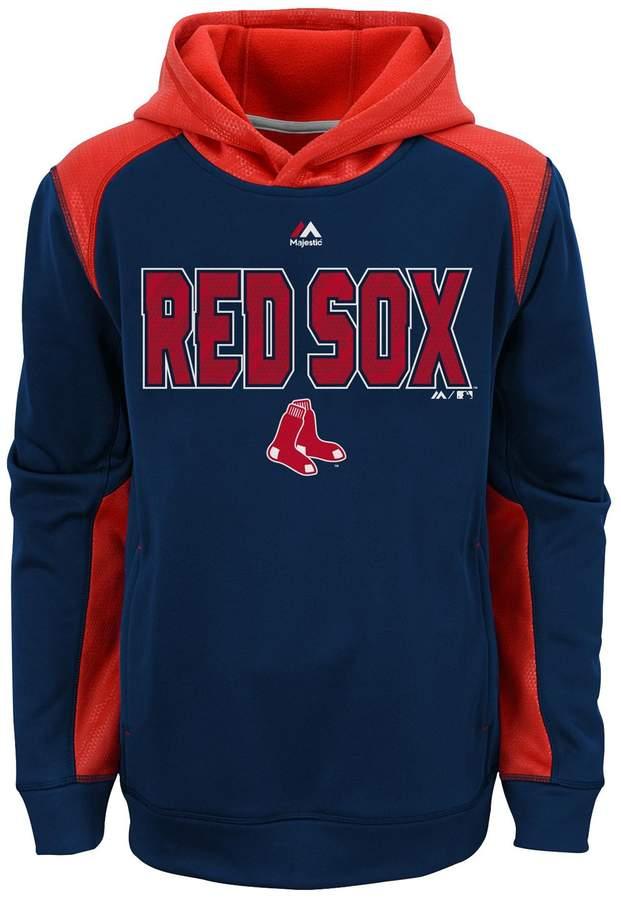 Boys 8-20 Boston Red Sox Geo Fuse Hoodie