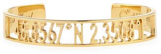 Coordinates Collection 10mm Open Air Bangle Bracelet