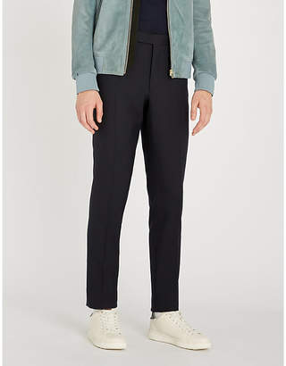 Polo Ralph Lauren Regular-fit wool-twill trousers