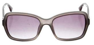 Fendi Bicolor Tinted Sunglasses