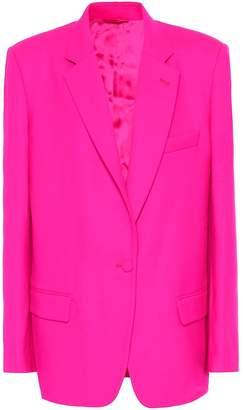 ATTICO The Wool-blend blazer