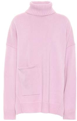 Tibi Exclusive to Mytheresa – cashmere turtleneck sweater