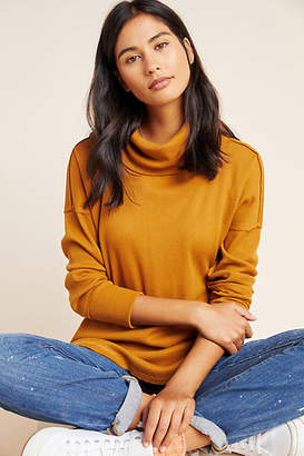 Maeve Ainsley Thermal Turtleneck
