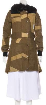 Christopher Raeburn Wool-Blend Coat