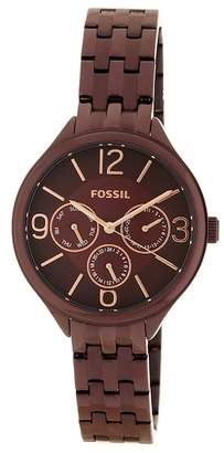 Fossil Women's Suitor Chronograph Bracelet Watch, 36mm