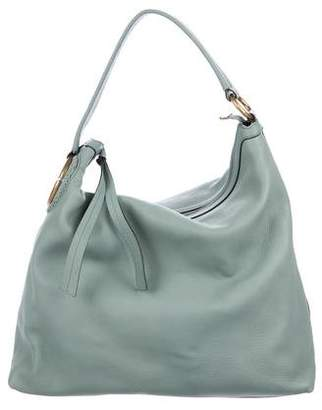 Gucci Pebbled Leather Hobo