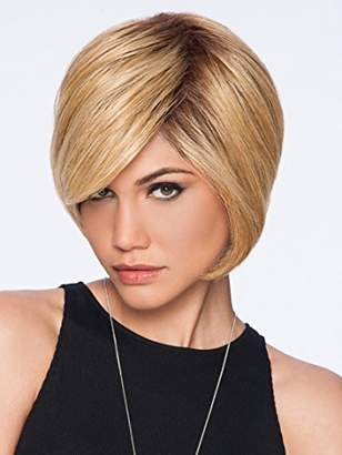 Hair U Wear Layered Bob Color R3025S+ - Hairdo Wigs Soft Side Swept Bang Tru2Life Heat Friendly Synthetic Volume Sleek Curves