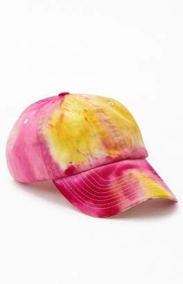 Tie Dye Chill Dad Hat