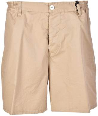 DSQUARED2 Classic Flared Shorts