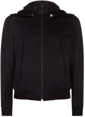 Wooyoungmi Windbreak Zip Jacket