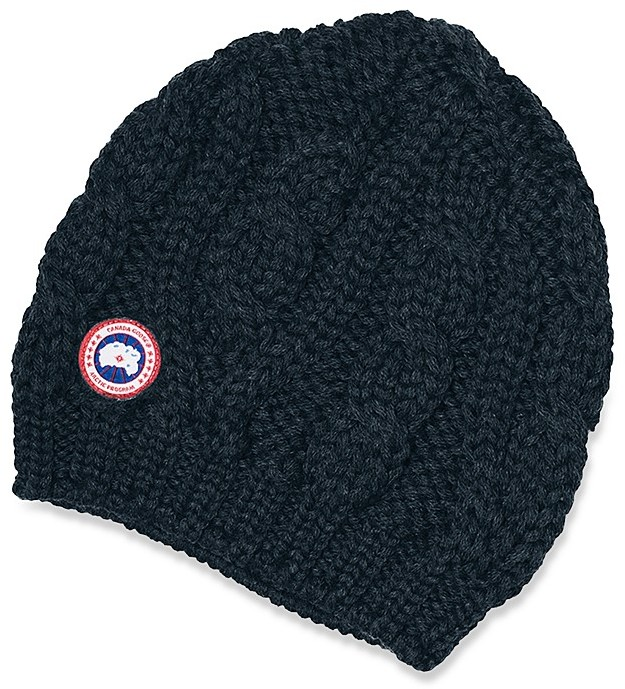 Canada GooseCanada Goose Cable Knit Beanie Hat