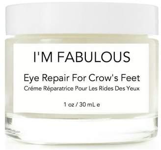 I'M FABULOUS COSMETICS - Eye Repair For Crows Feet Organic