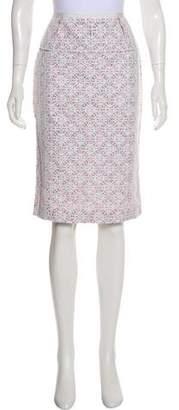 Nina Ricci Knee-Length Pencil Skirt
