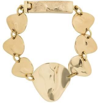 Cornelia Webb organic brass bracelet