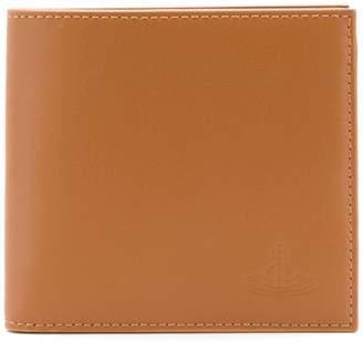 Vivienne Westwood embossed logo bifold wallet
