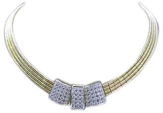 18K Yellow Gold 3.18ct Diamond Locket Necklace