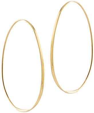 Lana Bond Small Tear Hoop Earrings
