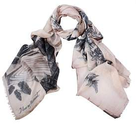D Lux Digital Print Giftbox Scarf