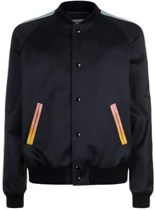 Saint Laurent Moonlight Panther Bomber Jacket