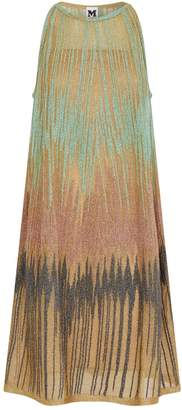 M Missoni Zig Zag Ombre Dress