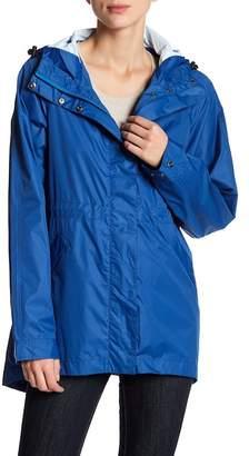Hunter Lightweight Smock Hooded Rain Jacket