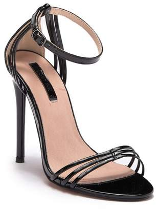Barely There LOST INK Faye Strappy Stiletto Pump - Wide Width