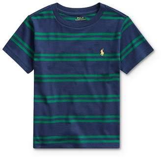 Ralph Lauren Boys' Striped Tee - Little Kid