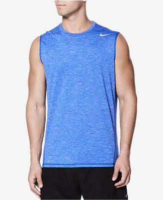 Nike Men's Hydroguard Sleeveless Rash Guard
