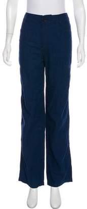 Vince High-Rise Wide-Leg Pants w/ Tags