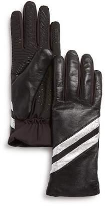 URBAN RESEARCH U/R Metallic-Stripe Gloves