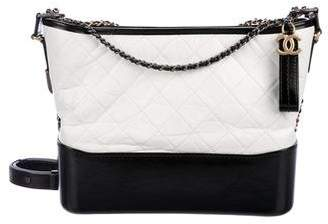 Chanel Cruise 2018 Large Gabrielle Hobo