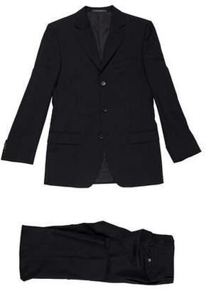 Gucci Wool Notch-Lapel Suit