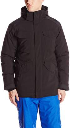 Tumi Men's Officer Four Pocket Military Coat