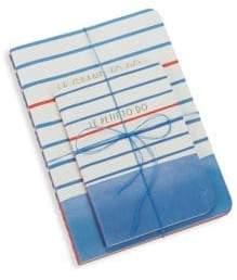 Abrams Books Set of Three Paris Street Style Notebooks