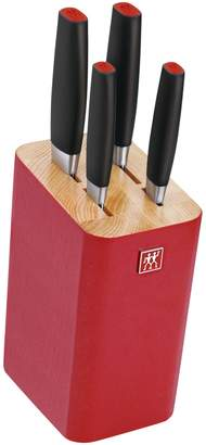 Zwilling 5-Piece Knife Block Set