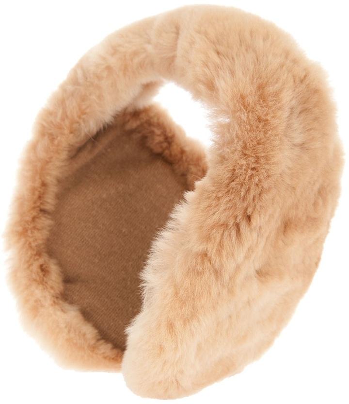 Liska Mink fur ear muff