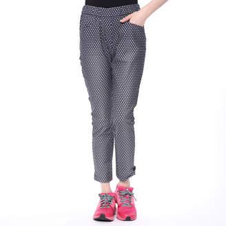 Munsingwear (マンシングウェア) - マンシングウエア Munsingwear レディース ゴルフ クロップドパンツ MGWLJD07