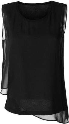 Sottomettimi sleeveless tank top