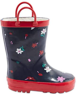 Joe Fresh Toddler Girls Print Rain Boots