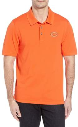 Cutter & Buck Chicago Bears - Advantage Regular Fit DryTec Polo